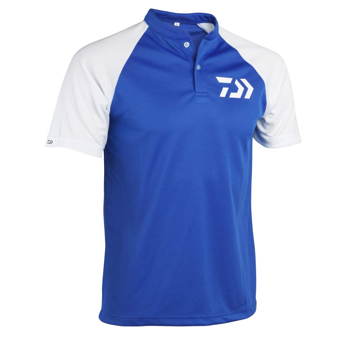 Daiwa - Polo Mao Blue White M - PMBBM: Amazon.es: Deportes y aire ...