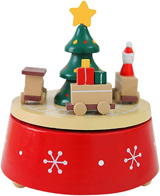 Anyren Cajas de Navidad Decorativas sueños de Navidad, Cajas ...