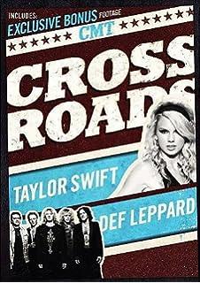 cmt crossroads taylor swift def leppard