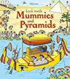 Look Inside Mummies & Pyramids (Look Inside Board Books)