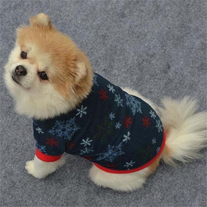 Amazon.com: Camisa para mascota, howstar perro gato ropa de ...