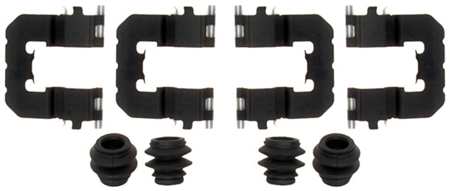 ACDelco 18K2114X Professional Rear Disc Brake Caliper Hardware Kit with Clips and Seals