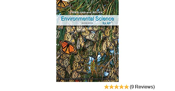 Environmental science for ap second edition 2 andrew friedland environmental science for ap second edition 2 andrew friedland rick relyea amazon fandeluxe Images