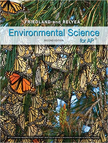 Environmental science for ap second edition 2 andrew friedland environmental science for ap second edition 2 andrew friedland rick relyea amazon fandeluxe Gallery