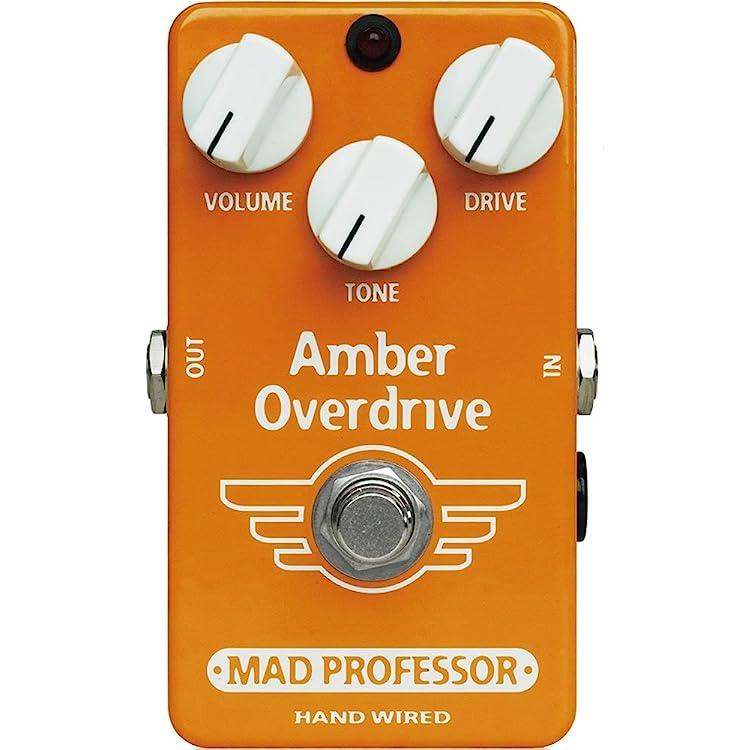 Mad Professor Amber Overdrive
