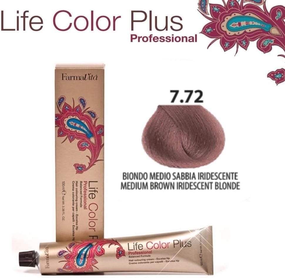 Farmavita Life Color Plus Tinte Capilar 7.72-90 ml