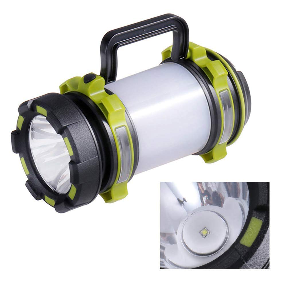 YFQH Luz de Camping LED portátil-linterna multifunción para para multifunción cargar reflejos para exteriores, luz de Camping LED 278fca