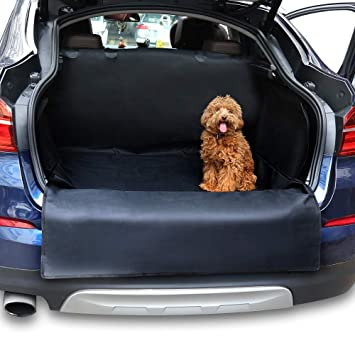 WATERPROOF CAR BOOT MAT LINER PET DOG DIRT PROTECTOR FOR BMW X6 4X4