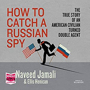 How to Catch a Russian Spy Audiobook