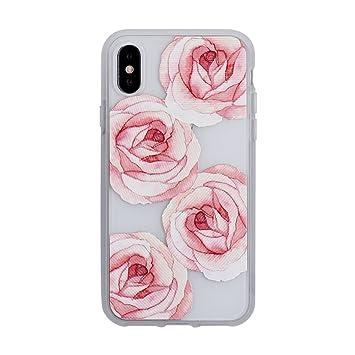 coque iphone x rosi