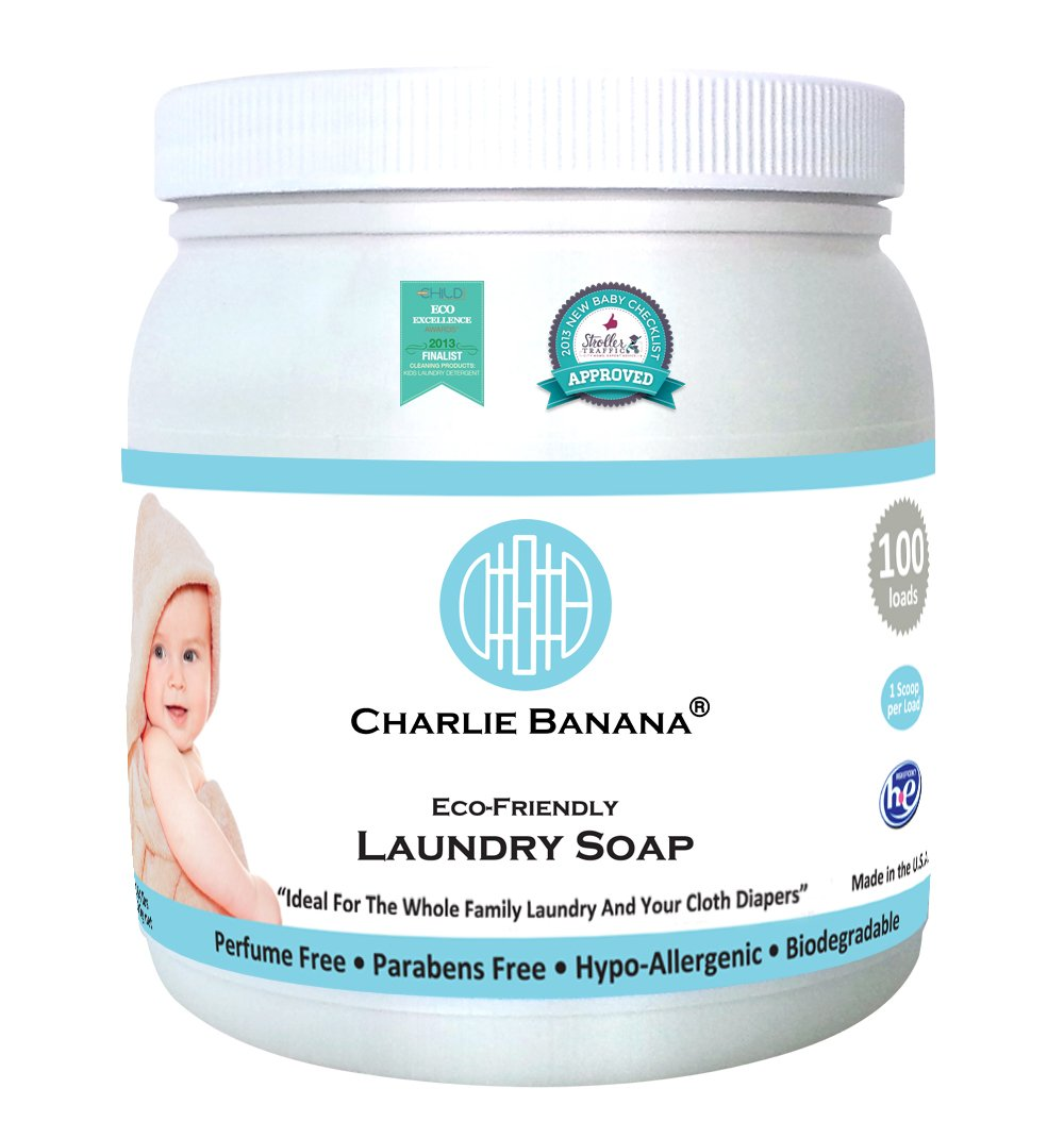 Charlie Banana 889706 Laundry Soap for Babies Winc Design Limited