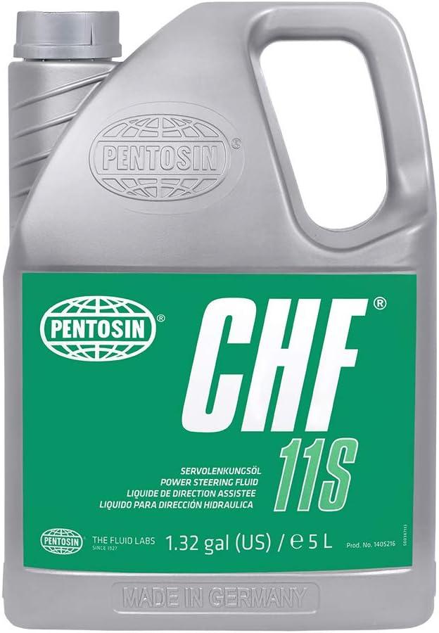 amazon com pentosin 1405216 chf 11s synthetic hydraulic fluid 5 liter automotive pentosin 1405216 chf 11s synthetic hydraulic fluid 5 liter