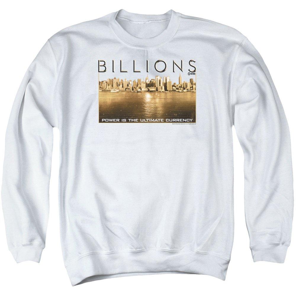 Billions - - Goldener Stadtpullover für Männer