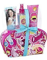 Soy Luna Set med 100 ml necessär Eau De Toilette, 95 ml kroppslotion och 95 ml gel