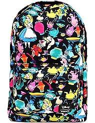 Alice in Wonderland All Over Print Backpack