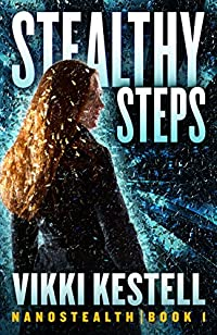 Stealthy Steps by Vikki Kestell ebook deal