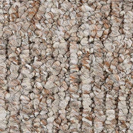 Schlingen-Teppichboden in Hellgr/ün Teppich Langflor in der Gr/ö/ße 450x300 cm zugeschnittener Bodenbelag weiche /& strapazierf/ähige Auslegeware gem/ütliche Teppichfliesen