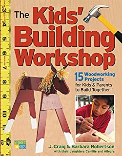 Easy Carpentry Projects For Children Dover Children S Activity