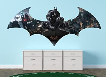 Batman Arkham Knight Symbol Large Wall Decal
