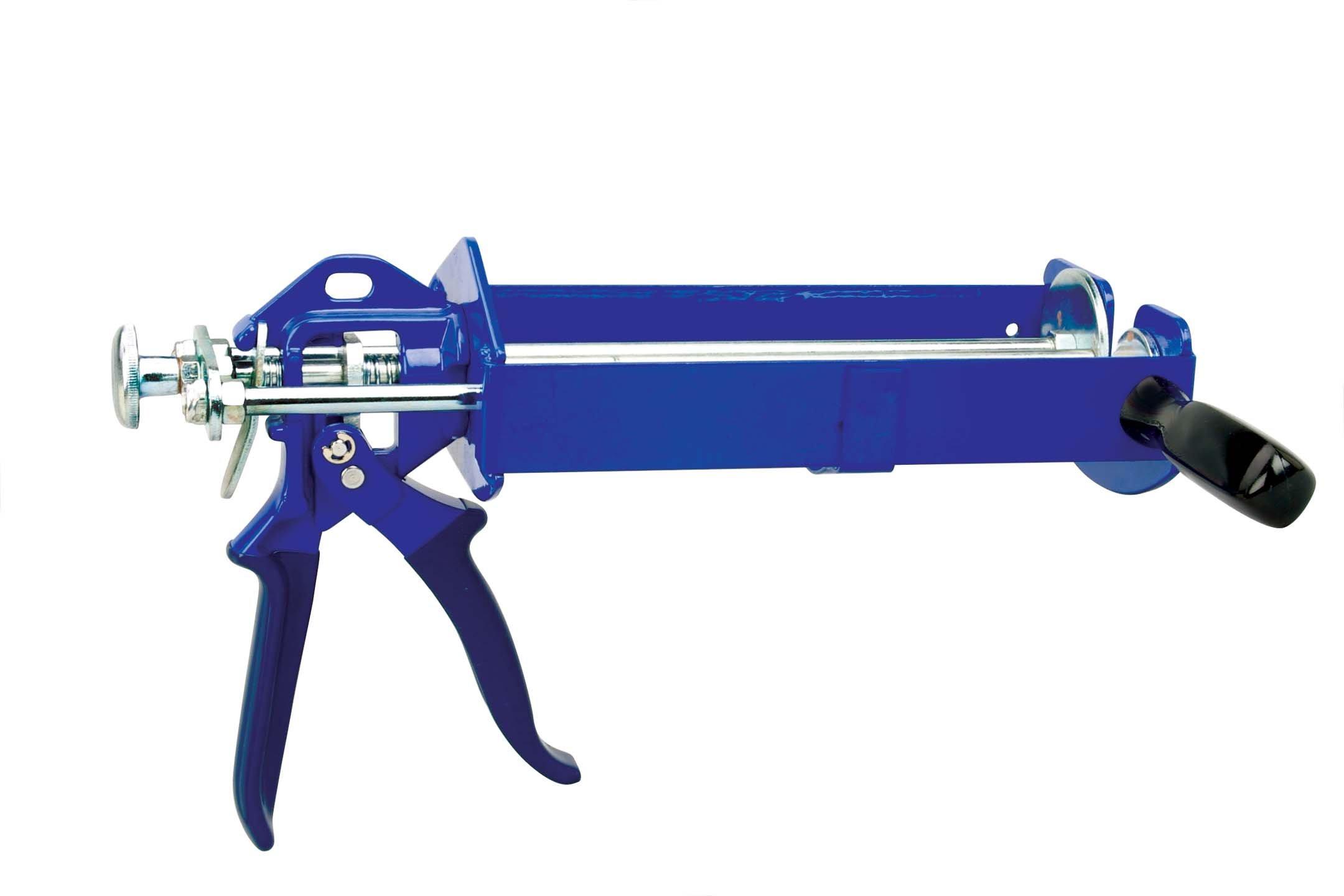 Wellmade Tools 3360 Dual Cartridge Manual Epoxy Applicator, 600ml  x 300ml by Wellmade Tools