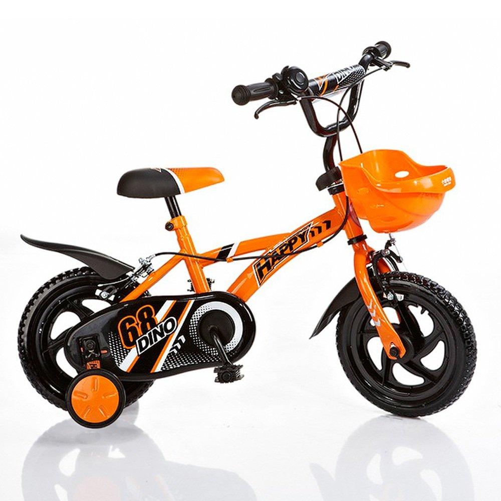 子供用自転車、12インチ2-4歳の自転車890 * 540 * 700ミリメートル ( 色 : オレンジ ) B07CNF4K4N オレンジ オレンジ