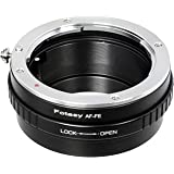 Fotasy Manual A-Mount Lens to Sony E-Mount Adapter, Sony AF to E Mount Converter, for Sony Alpha a7 a7 II a7 III a7R a7R II a