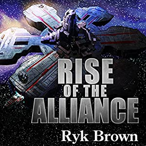 Rise of the Alliance Audiobook