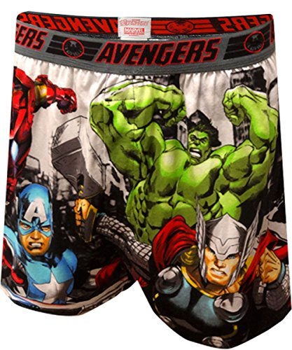 Marvel Comics Avengers Boxer Shorts product image