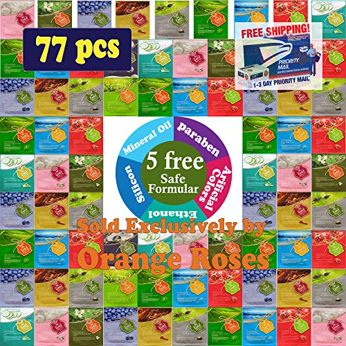 e9cdd6c1bb4 {Entel} 77 Pcs Combo-Pack, Premium Korean Essence Facial Mask Sheet (