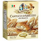 Cantucci D'Abruzzo Biscotti Mini's Imported from Italy 100g. Box 3.5 oz