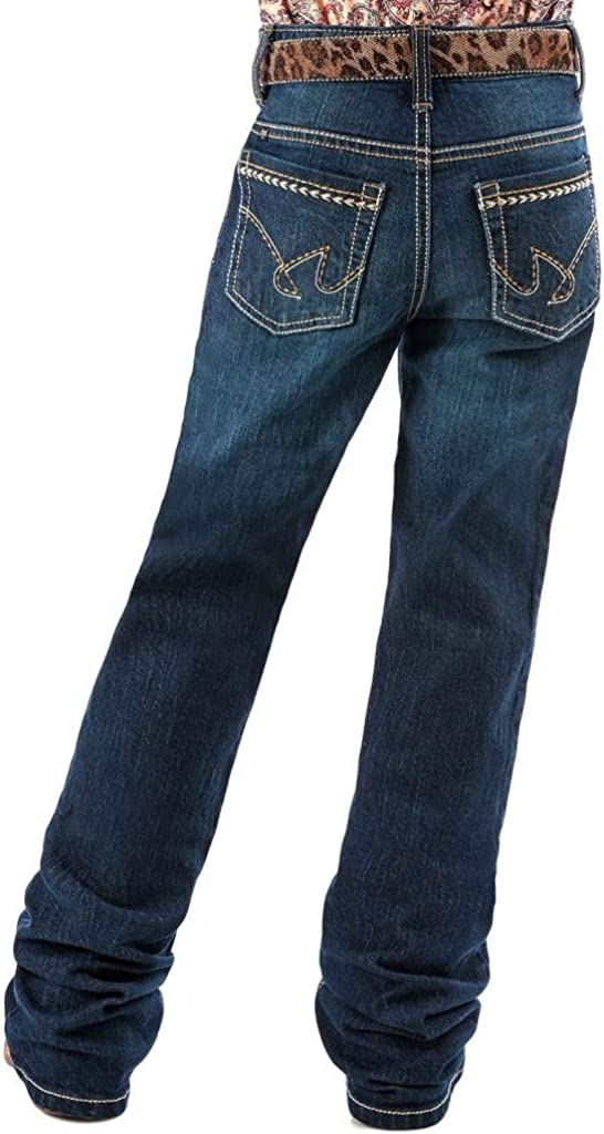 Cruel Girl Girls Girls Regular Lucy Jeans 12 REGULAR Dark Wash