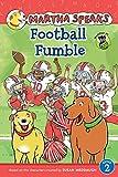 Football Fumble (Martha Speaks Green Light Readers, Level 2)