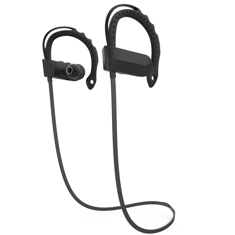 Auricular Bluetooth LanBaiLan Auriculares Bluetooth 4.1 inálambrico Deportivos, tecnología APTX y de Ruido de Cancelación CVC 6.0,Sonido Estéreo de calidad ...