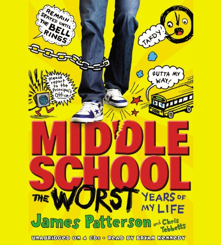 Middle School, the Worst Years of My Life by Hachette Audio