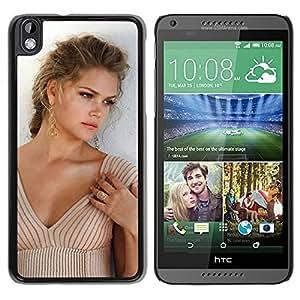 New Custom Designed Cover Case For HTC Desire 816 With Esti Ginzburg Girl Mobile Wallpaper.jpg