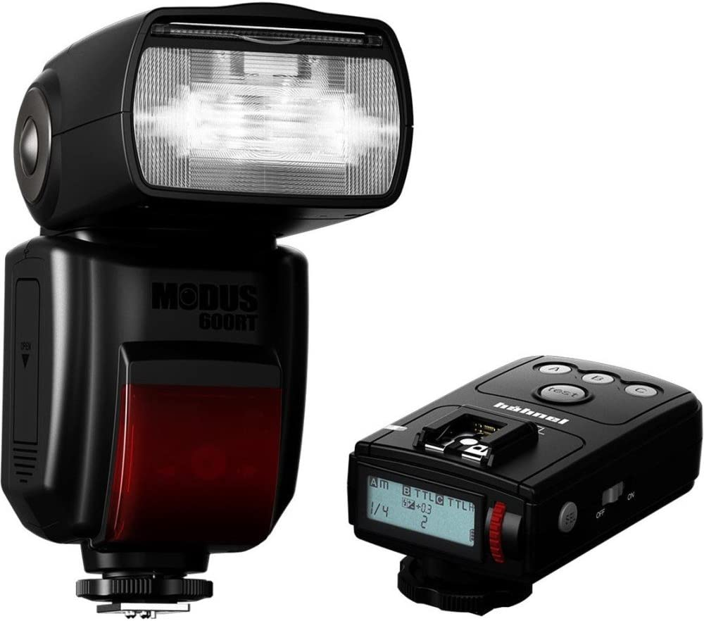 Nikon Hahnel Viper TTL Flash Trigger wireless KIT