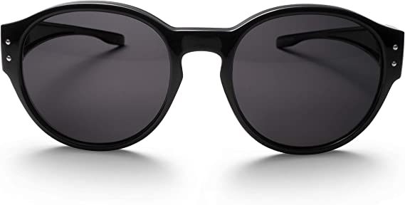 Boots M:UK  Wraparound Sports  Sunglasses Mens Black UV Protection Unisex