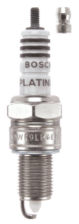 4034 Bosch W8LPR+ Platinum Plus Spark Plug, Pack of 1