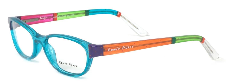 528d4160da Ronit furst model shiny eyewear frame turquoise clothing jpg 1500x561 Ronit  furst eyewear