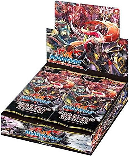 Buddyfight The Dark Lord's Rebirth! ENGLISH X Booster Box X-BT01