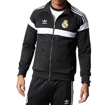 adidas - Chaqueta de Hombre Real Madrid Originals 2015-2016 ...