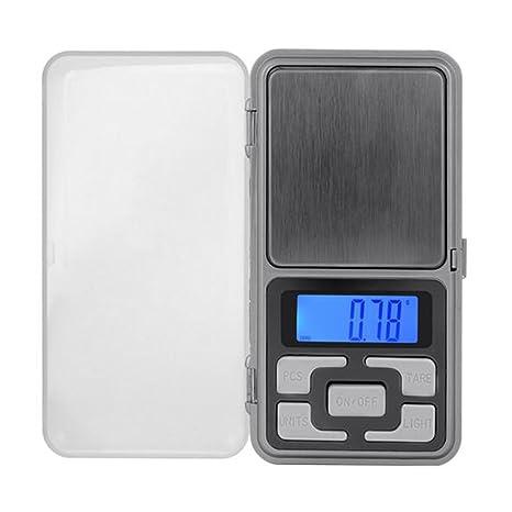 100 G/0.01g Mini Escala Digital bolsillo escala teléfono forma joyería báscula electrónica con
