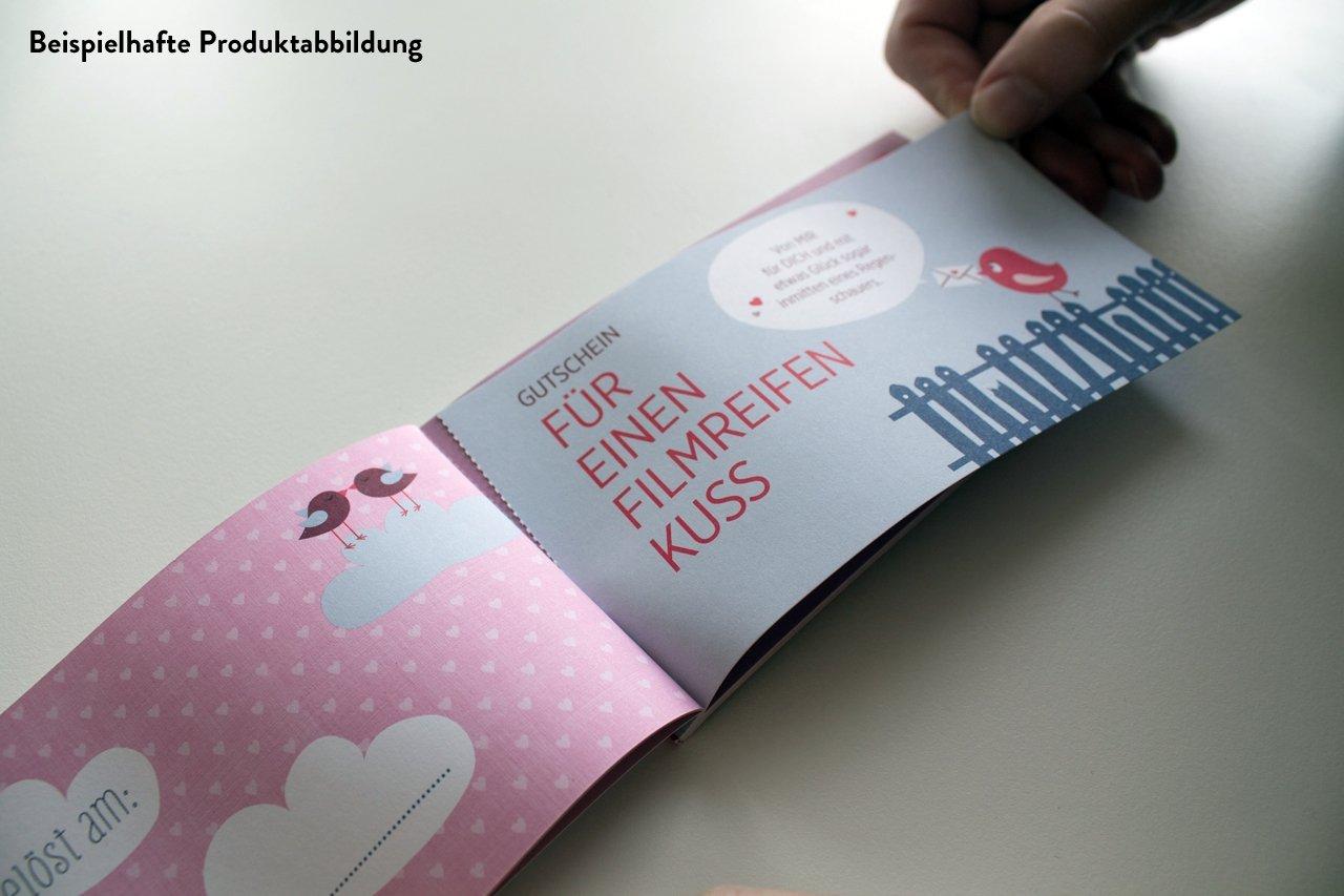 Gutscheinbuch Fur Frischgebackene Eltern 12 Gutscheine Fur Liebe
