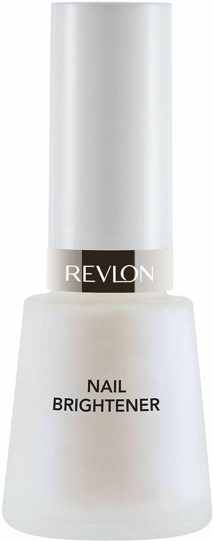 Amazon.com : Revlon Nail Brightener Base Coat : Adaptive Nail Care ...