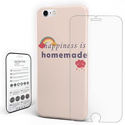 amazon com phone cases for iphone 7 8 hard back cover protective