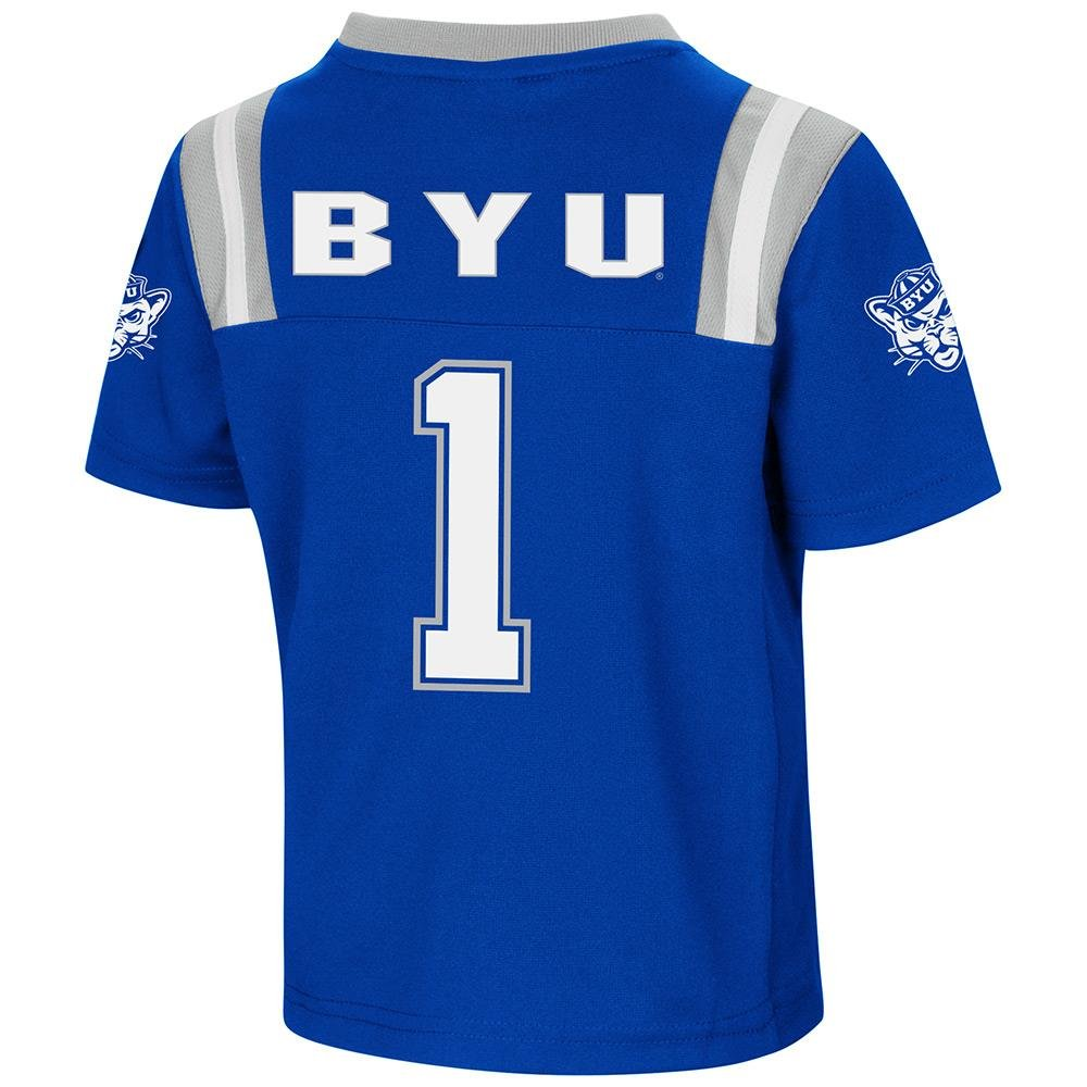 best cheap e5258 998f9 Colosseum Toddler BYU Cougars Football Jersey