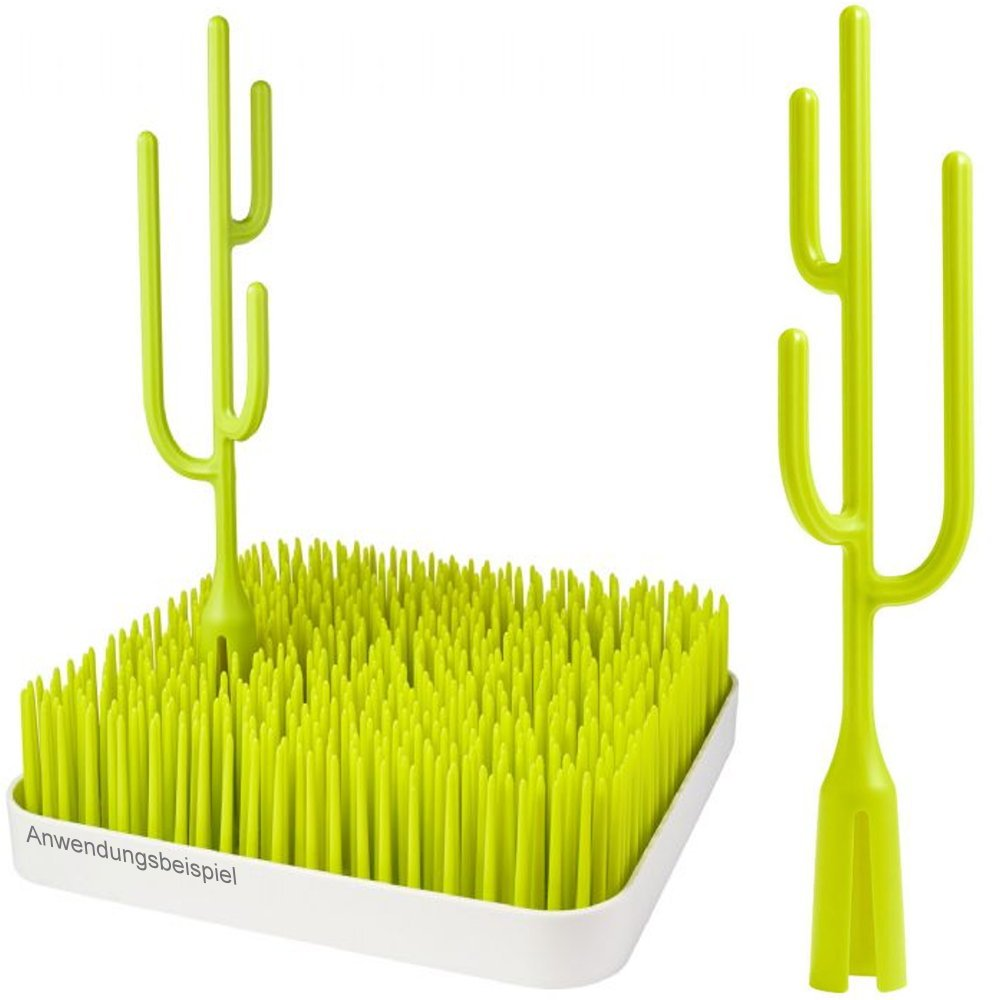 Boon Dish Drainer Accessory Model Poke Cactus Small Item Holder Fits Patch Grass Lawn