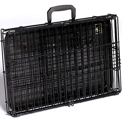Home On-The-Go Single Door Dog Crate E430, XX-Small