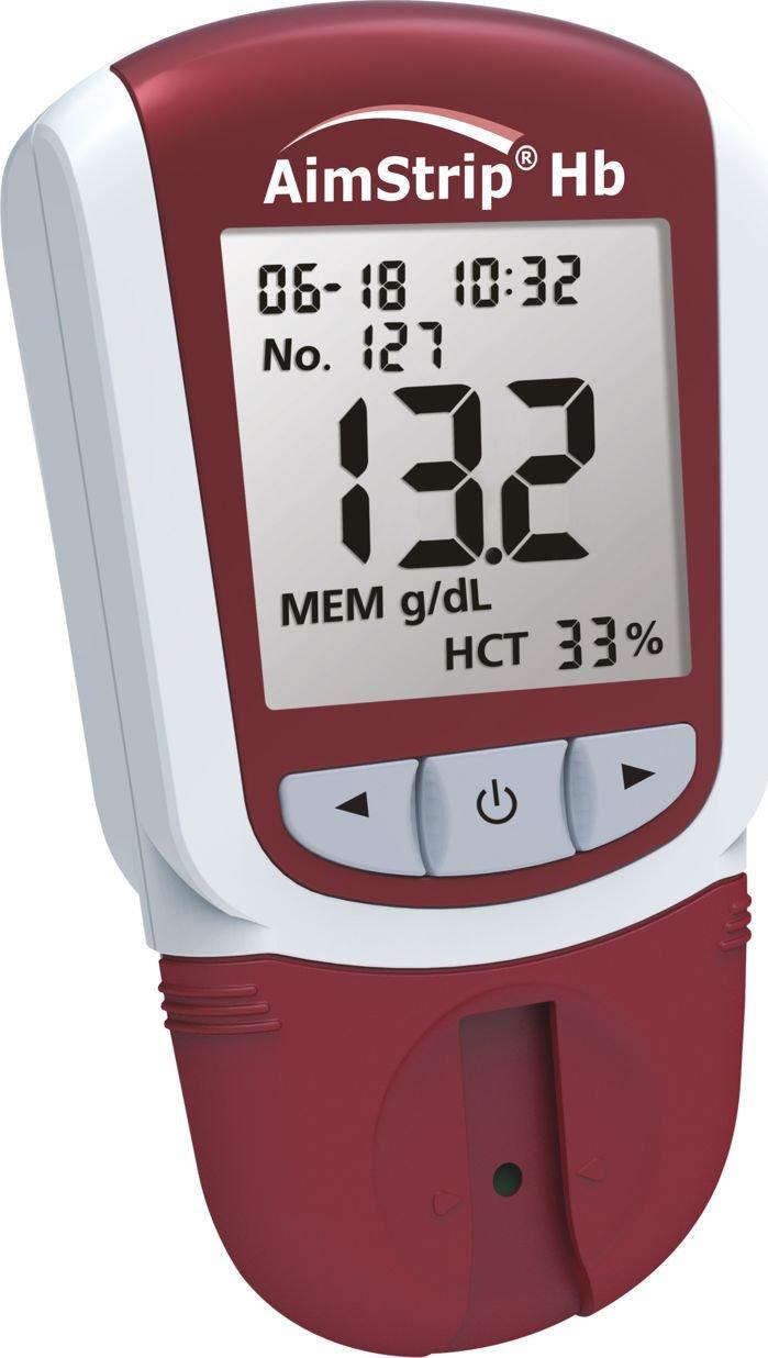 78101 - AimStrip Hemoglobin Meter - 1 Count