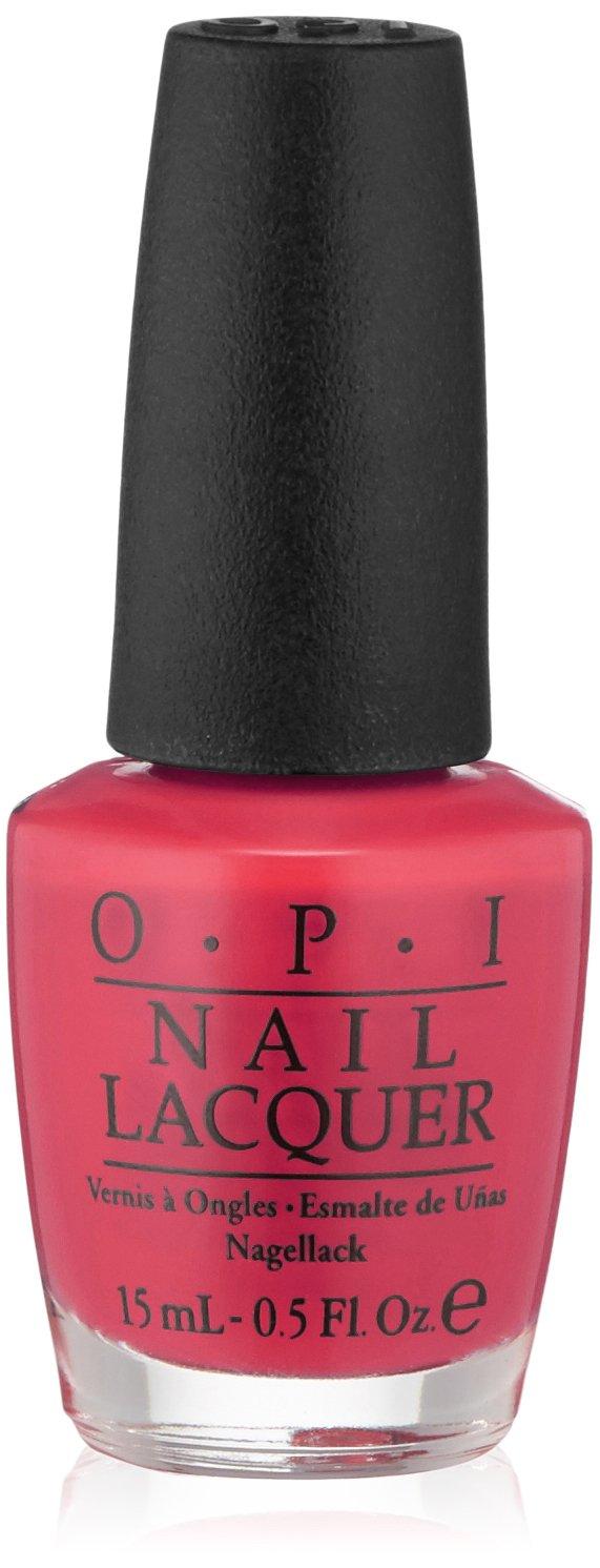 Amazon.com: OPI Nail Lacquer, Pink Flamenco, 0.5 fl. oz.: Luxury Beauty